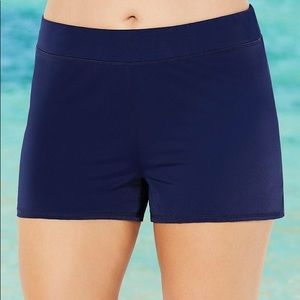 Swimsuits For All NWT Wide-Band Swim Short, 10